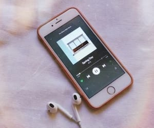 headphones and music image