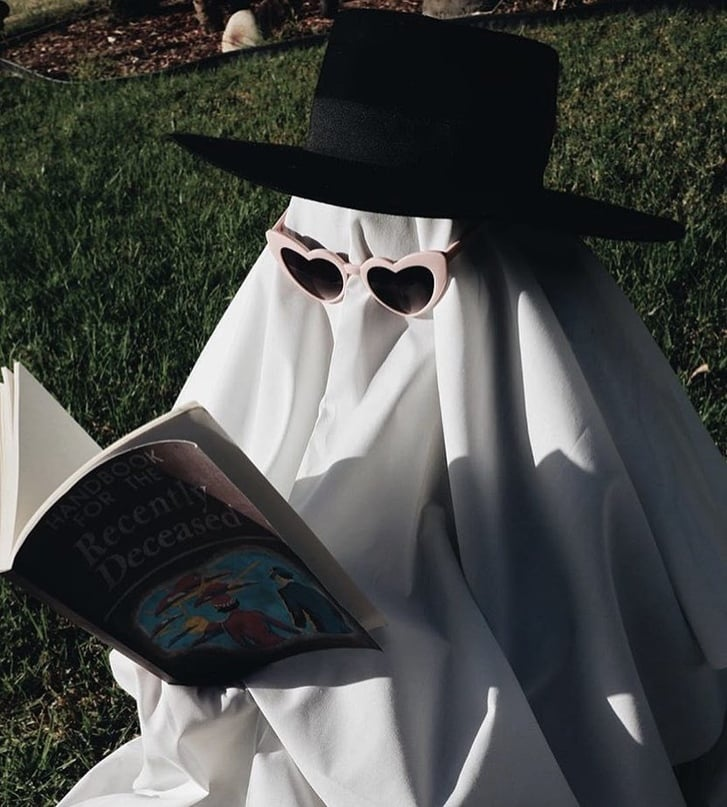 article, october, and spooky image