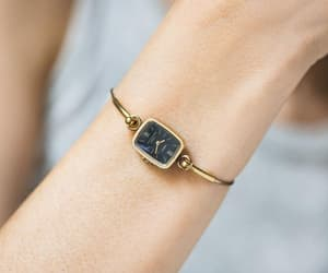 etsy, rectangular watch, and unique gift watch image