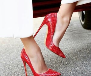 beauty, pretty, and shoes image