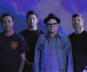band, gif, and fall out boy image