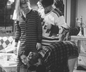 friends, f.r.i.e.n.d.s, and 90s image