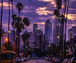 beautiful, california, and la image