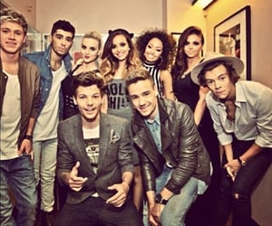 little mix, one direction, and dream collaboration image