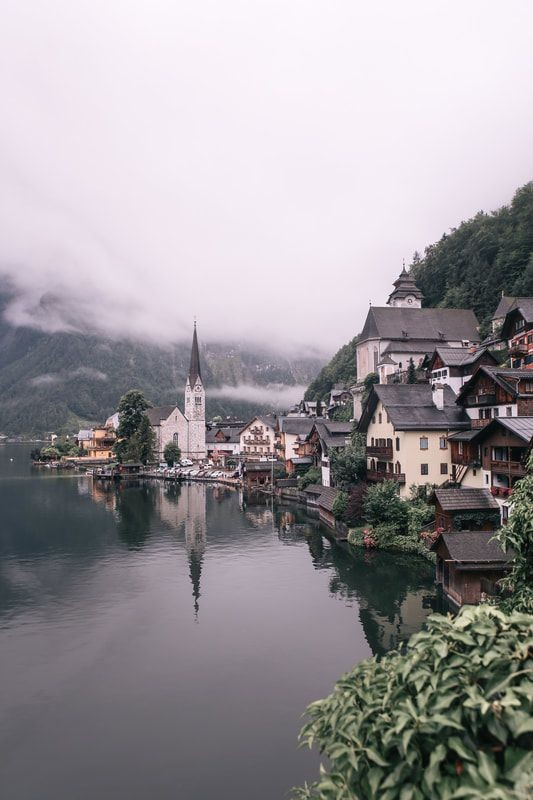 austria, cities, and europe image
