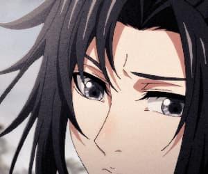 anime, gif, and kawaii boy image