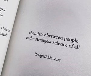 chemistry, love, and quotes image