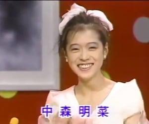 80s, akina nakamori, and idol image