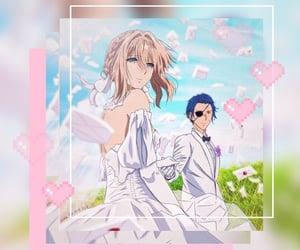 anime, wallpaper, and violetevergarden image