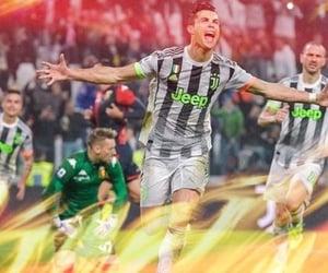 Juventus and Ronaldo image
