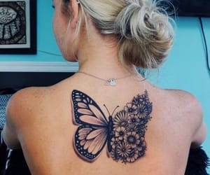 tattoo and cute image