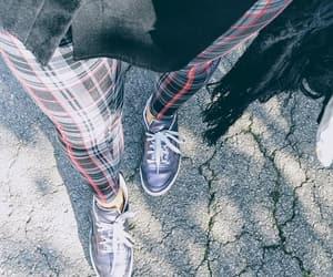 autumn, leggins, and skinny image