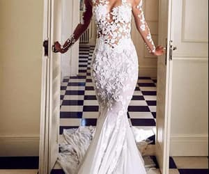 fashion, party dress, and formal gowns image
