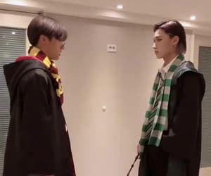 boys, Halloween, and harry potter image