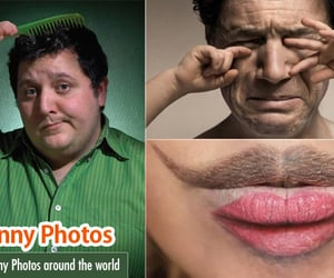 funny, funny photos, and photography image