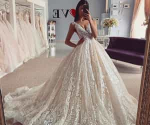 fashion, wedding dresses, and outfit outfits clothes image