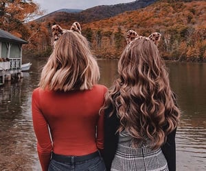 beauty, hair, and style image