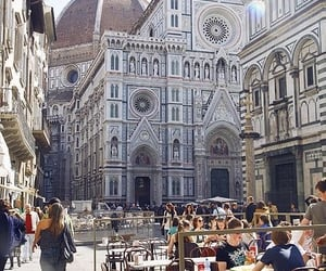 italy, florence, and city image