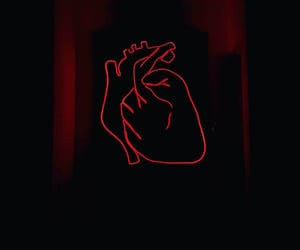 heart, red, and background image