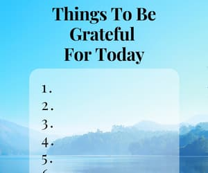 grateful, peace, and planner image
