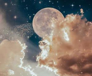 luna and moon image