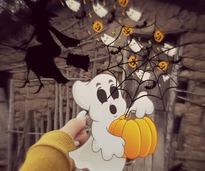 autoral, hahahaha, and Halloween image