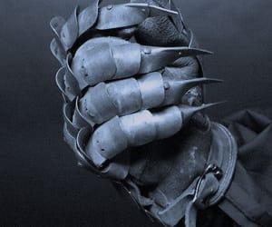 aesthetic, armor, and dark image