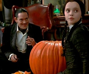 the addams family and Halloween image