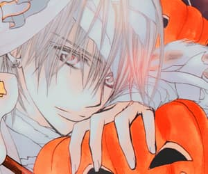 anime, vampire knight, and happy halloween image