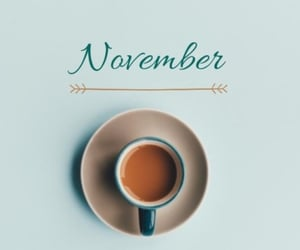 coffee and november image