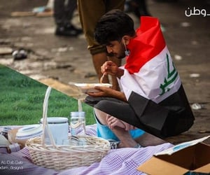 baghdad, revolution, and بغدادً image