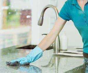 house cleaning, home cleaning, and deep cleaning image