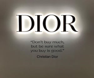 brand, buy, and dior image
