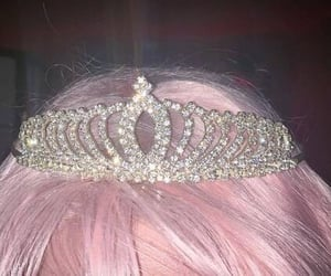 princess, sparkle, and aesthetic image