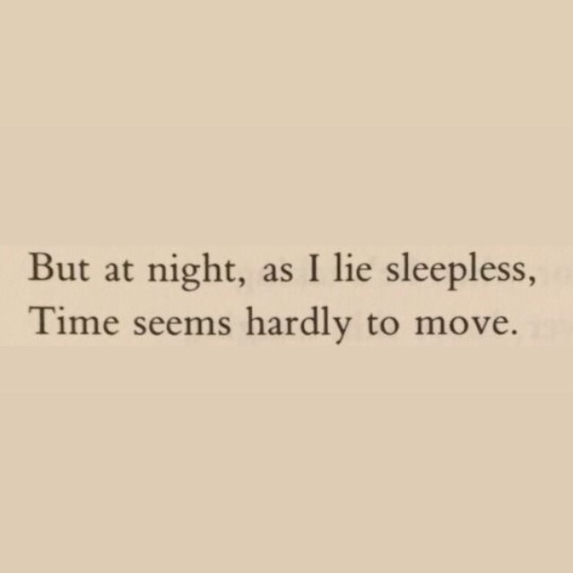 Move, night, and sleep image