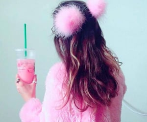 mode, pink, and stylé image