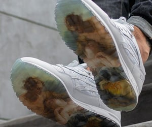 sneakers, fashion, and art image