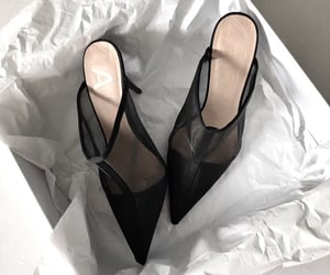 fashion, heel, and heels image