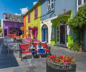 colourfull, ireland, and read image