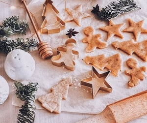 christmas, Cookies, and sweets image