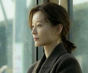 actress, beauty, and korea image