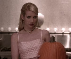 aesthetic, emma roberts, and scream queens image