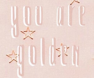 confidence, golden, and quotes image