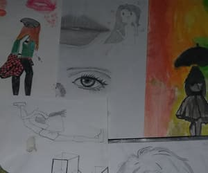 art, drawing, and my image
