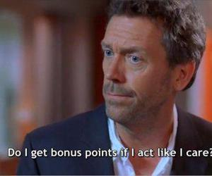 dr, dr.House, and movie quotes image