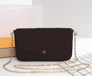 bags, handbags, and style image