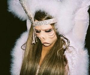 ariana grande, Halloween, and costume image