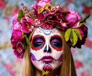 belleza, Halloween, and tradicion image