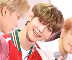 k-pop, yeosang, and san image