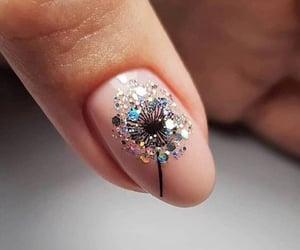 beautiful, glitter, and trendy image